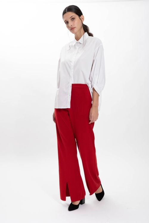 Pantalon Alpes Rojo